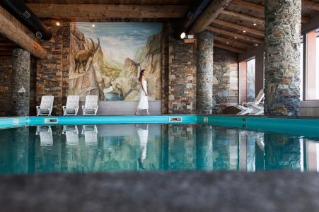 Vacances en montagne Résidence P&V Premium les Hauts Bois - La Plagne -