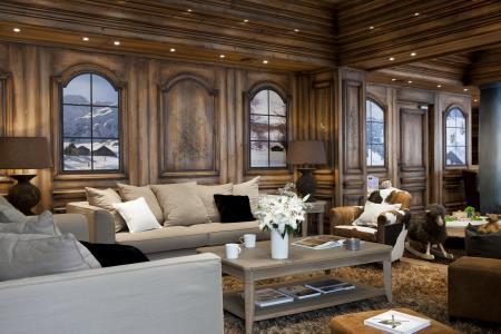 Vacances en montagne Résidence P&V Premium les Hauts Bois - La Plagne - Réception