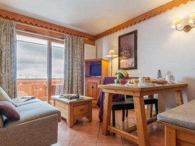 Vacances en montagne Appartement 2 pièces 4-6 personnes - Résidence P&V Premium les Hauts Bois - La Plagne