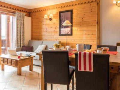 Vacances en montagne Appartement 3 pièces 4-6 personnes - Résidence P&V Premium les Hauts Bois - La Plagne
