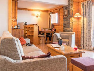 Vacances en montagne Appartement 3 pièces 8 personnes (Espace) - Résidence P&V Premium les Hauts Bois - La Plagne