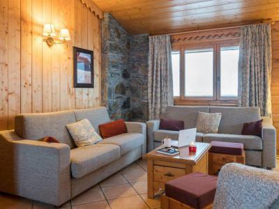 Vacances en montagne Appartement 4 pièces 8 personnes (Exception) - Résidence P&V Premium les Hauts Bois - La Plagne