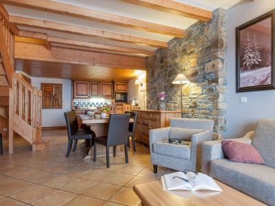 Vacances en montagne Appartement 4 pièces 8 personnes (Espace) - Résidence P&V Premium les Hauts Bois - La Plagne