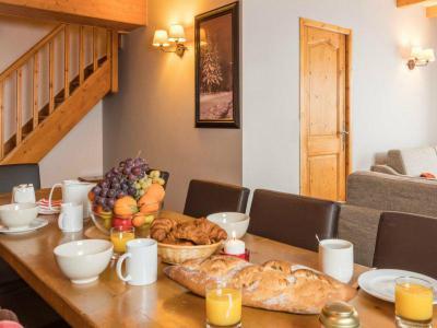 Vacances en montagne Appartement duplex 5 pièces 8-10 personnes - Résidence P&V Premium les Hauts Bois - La Plagne