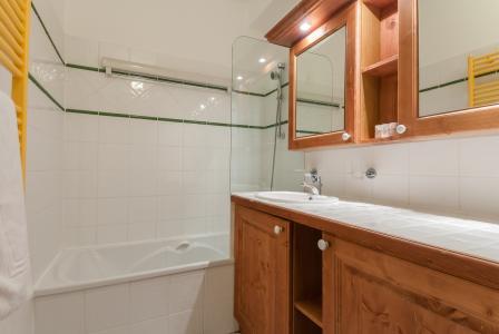 Vacances en montagne Résidence P&V Premium les Hauts Bois - La Plagne - Salle de bains