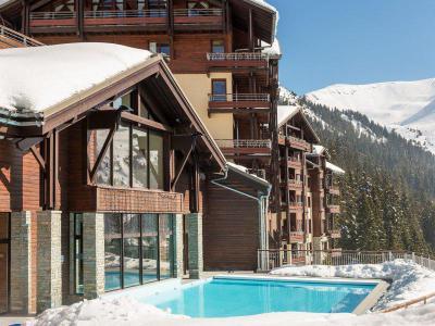 Vacances en montagne Résidence P&V Premium les Terrasses d'Eos - Flaine