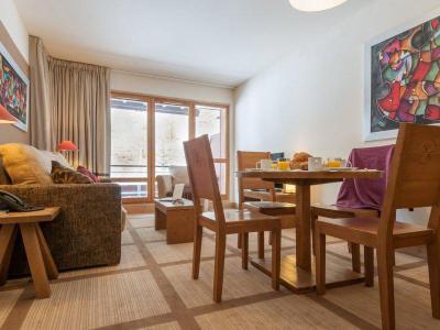 Wakacje w górach Apartament 2 pokojowy 4 osób (classic) - Résidence P&V Premium les Terrasses d'Eos - Flaine