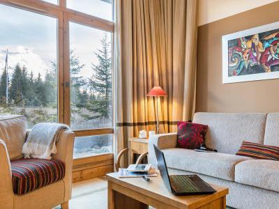 Vacances en montagne Appartement 2 pièces 4 personnes (supérieur) - Résidence P&V Premium les Terrasses d'Eos - Flaine