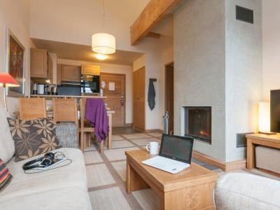 Wakacje w górach Apartament 3 pokojowy 6 osób (classic) - Résidence P&V Premium les Terrasses d'Eos - Flaine