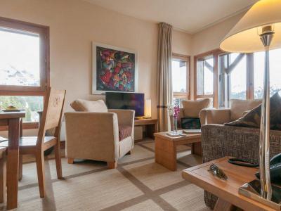 Vacances en montagne Appartement 4 pièces 8 personnes (supérieur) - Résidence P&V Premium les Terrasses d'Eos - Flaine