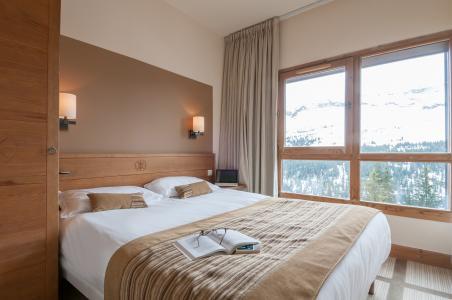 Vacances en montagne Résidence P&V Premium les Terrasses d'Eos - Flaine - Chambre