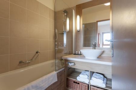 Vacances en montagne Résidence P&V Premium les Terrasses d'Eos - Flaine - Salle de bains