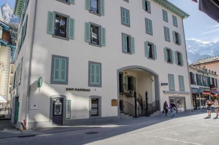 Location Chamonix : Résidence Pavilon été