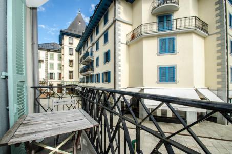 Holiday in mountain resort 2 room apartment 4 people - Résidence Pavilon - Chamonix