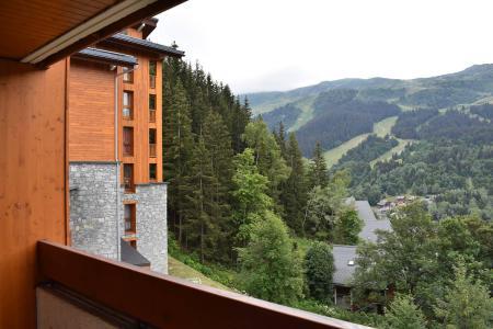 Vacances en montagne Résidence Peclet-en Garnet - Méribel
