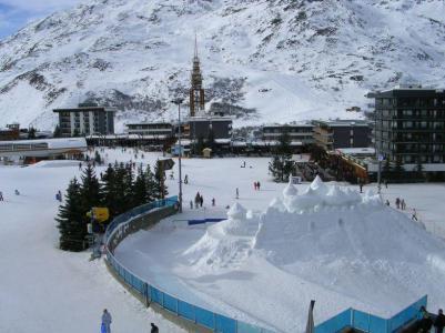 Vacances en montagne Studio 3 personnes (32) - Résidence Pelvoux - Les Menuires