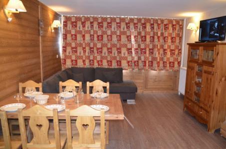 Vacances en montagne Appartement 3 pièces 6 personnes (PV54) - Résidence Pelvoux - Les Menuires - Séjour
