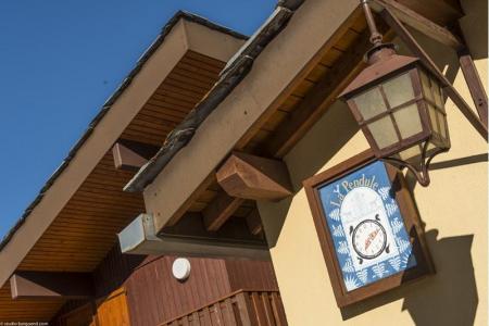 Location au ski Studio 3 personnes (002) - Residence Pendule - Montchavin - La Plagne - Extérieur été