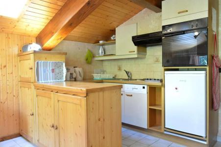 Holiday in mountain resort 2 room apartment cabin 6 people (003) - Résidence Perralpes - Le Grand Bornand