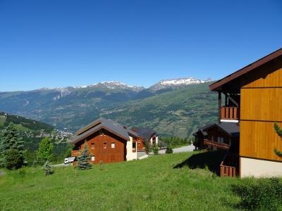 Location au ski Residence Petite Ourse A - Peisey-Vallandry - Extérieur été