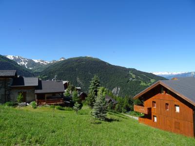 Vacances en montagne Appartement 3 pièces cabine 7 personnes - Résidence Petite Ourse A - Peisey-Vallandry
