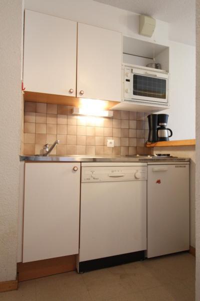 Vacances en montagne Appartement 2 pièces 4 personnes (A015) - Résidence Pied de Pistes - Val Cenis - Cuisine