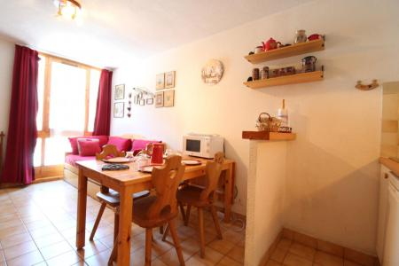 Vacances en montagne Appartement 2 pièces 4 personnes (B006) - Résidence Pied de Pistes - Val Cenis - Séjour