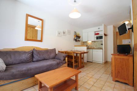 Vacances en montagne Appartement 2 pièces 4 personnes (B011) - Résidence Pied de Pistes - Val Cenis - Séjour