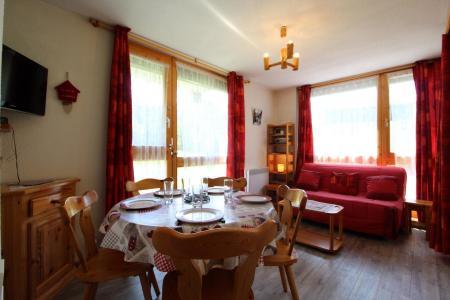 Vacances en montagne Studio cabine 4 personnes (A004) - Résidence Pied de Pistes - Val Cenis - Logement