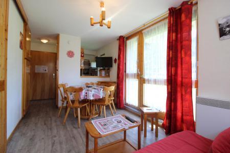 Vacances en montagne Studio cabine 4 personnes (A004) - Résidence Pied de Pistes - Val Cenis - Séjour