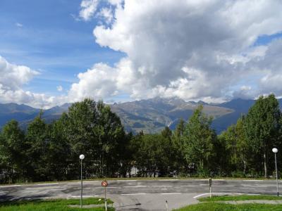 Skiverleih Studio für 3 Personen (002) - Résidence Pierra Menta - Les Arcs - Draußen im Sommer