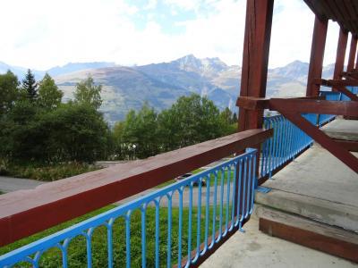 Vacances en montagne Studio coin montagne 5 personnes (528) - Résidence Pierra Menta - Les Arcs