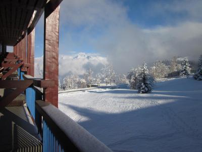 Vacances en montagne Studio coin montagne 5 personnes (407) - Résidence Pierra Menta - Les Arcs