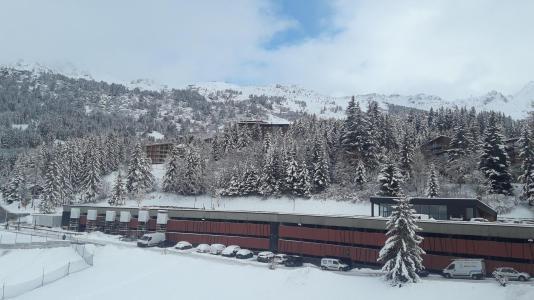 Vacances en montagne Studio coin montagne 5 personnes (1017) - Résidence Pierra Menta - Les Arcs