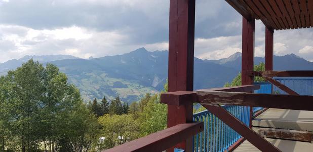 Vacances en montagne Studio coin montagne 5 personnes (310) - Résidence Pierra Menta - Les Arcs - Extérieur été