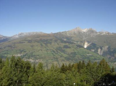 Vacances en montagne Studio coin montagne 5 personnes (836R) - Résidence Pierra Menta - Les Arcs - Extérieur été