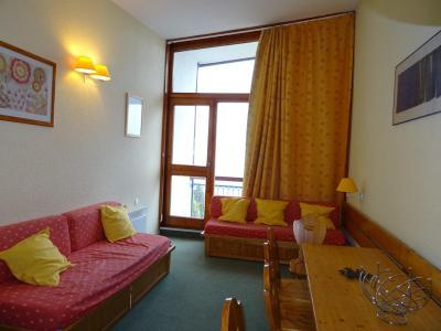 Vacances en montagne Appartement duplex 4 pièces 9 personnes (1117) - Résidence Pierra Menta - Les Arcs - Séjour