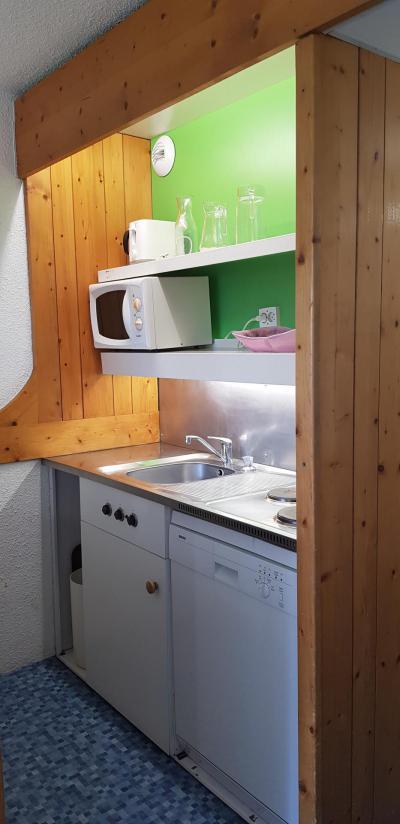 Vacances en montagne Studio 5 personnes (844) - Résidence Pierra Menta - Les Arcs - Cuisine