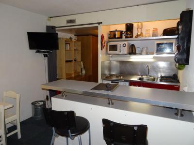 Vacances en montagne Studio coin montagne 5 personnes (943) - Résidence Pierra Menta - Les Arcs - Cuisine