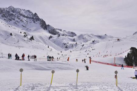 Wakacje w górach Résidence Pierre de Soleil - La Plagne