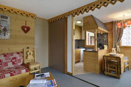 Wakacje w górach Apartament 2 pokojowy 6 osób (225) - Résidence Pierre de Soleil - La Plagne - Kuchnia