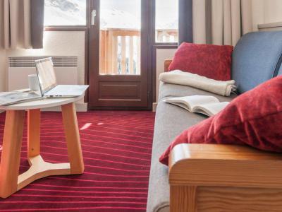Vacances en montagne Studio cabine 4 personnes - Résidence Pierre et Vacances Antarès - Avoriaz