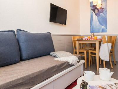 Vacances en montagne Appartement 2 pièces 4 personnes - Résidence Pierre et Vacances Antarès - Avoriaz