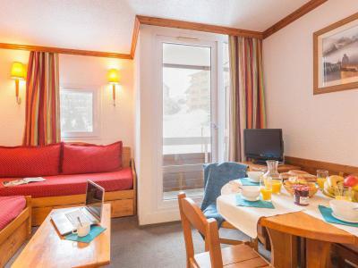 Vacances en montagne Studio cabine 4 personnes - Résidence Pierre et Vacances Horizons d'Huez - Alpe d'Huez