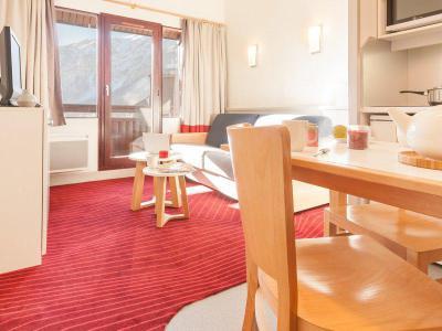 Vacances en montagne Studio cabine 4 personnes - Résidence Pierre et Vacances la Daille - Val d'Isère
