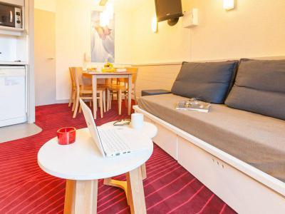 Vacances en montagne Appartement 2 pièces cabine 6 personnes - Résidence Pierre et Vacances la Daille - Val d'Isère