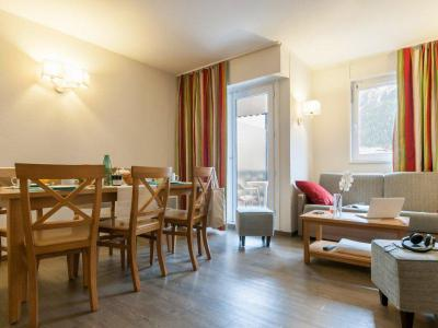 Vacances en montagne Appartement 2 pièces cabine 6 personnes - Résidence Pierre et Vacances la Rivière-Aiglons - Chamonix