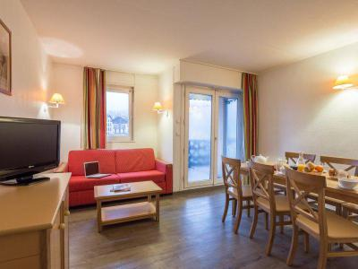 Vacances en montagne Appartement 2 pièces 8 personnes - Résidence Pierre et Vacances la Rivière-Aiglons - Chamonix