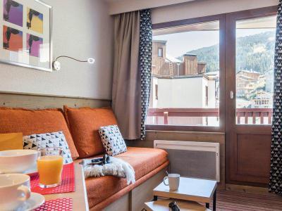 Vacances en montagne Appartement 2 pièces 4 personnes - Résidence Pierre et Vacances le Britania - La Tania