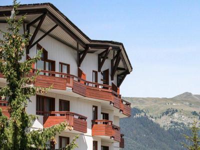 Vacances en montagne Résidence Pierre et Vacances le Britania - La Tania